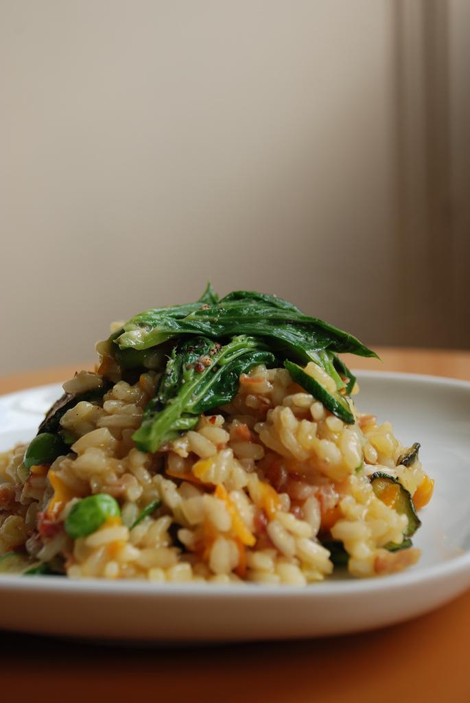 risotto-carotte